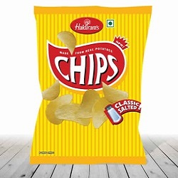 CHIPS CLASSIC SALTED 33GM