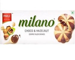 Parle Milano Centre Filled With Hazelnut