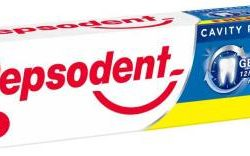 Pepsodent Cavity Protection (Germicheck) Toothpaste,100g