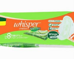 Whisper Choice Extra Long XL Wings 7 Pads